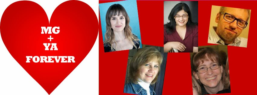MG + YA Forever: An Evening of Passionate Reading 2/8/14