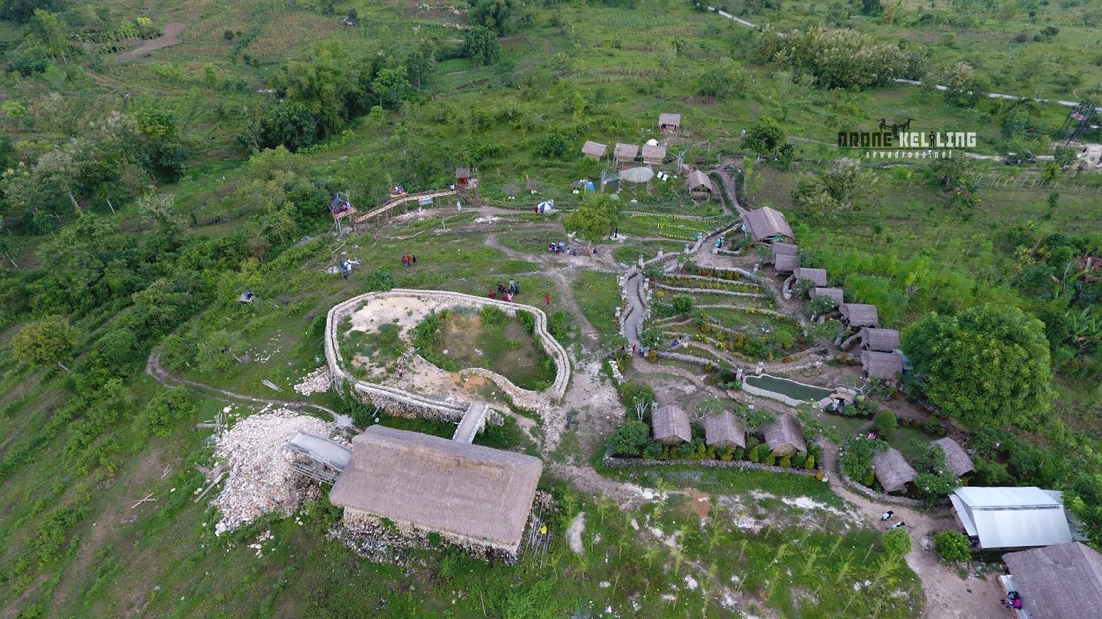 Wisata Bukit Tinggi Daramista Sumenep Drone Photography Videography Sewa Drone Jawa Timur