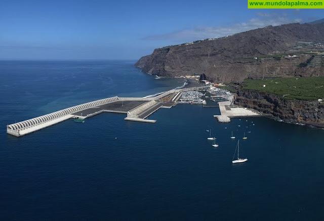 NC demanda medidas para revertir el abandono en que se encuentra el puerto de Tazacorte