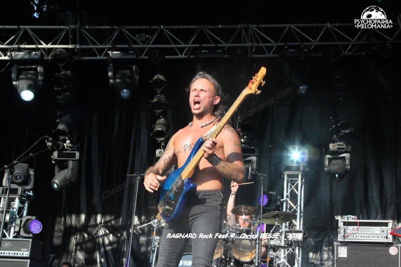 Himinbjorg @Ragnard Rock Fest 2015, Simandre-sur-Suran 19/07/2015