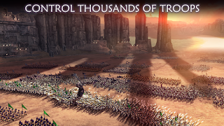 Dawn Of Titans Apk Mod attack 3x