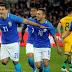 Brasil goleia Austrália em jogo amistoso