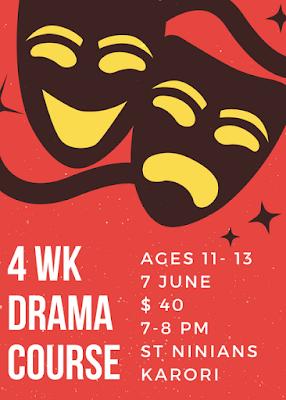 even drama classes in karori