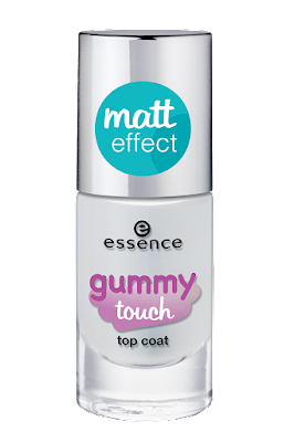 gummy top coat essence