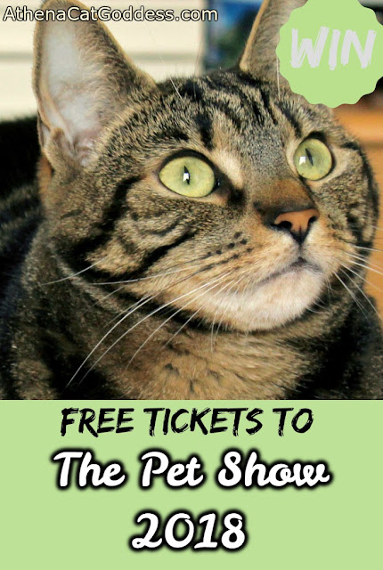 Win Free Tickets to The Pet Show 2018
