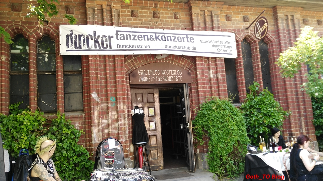 Berlin Gothic Goth To Mary S Blog Dark Market The Gothic Oriented Flea
