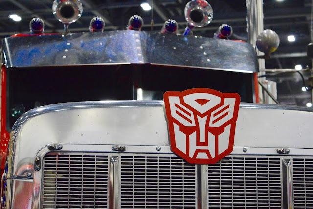Transformers Comic Con