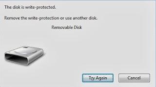 Cara Mengatasi Flashdisk Write Protected 100% Berhasil
