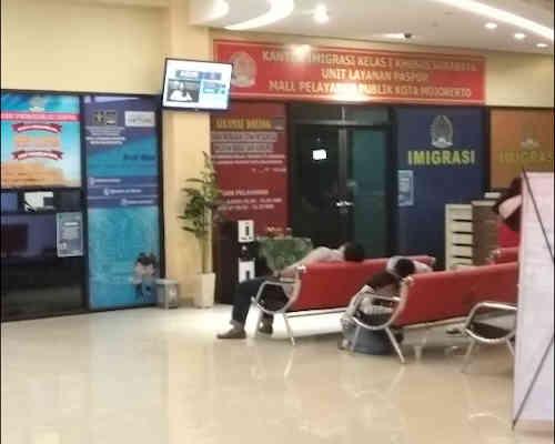 Alamat Telepon Kantor Imigrasi Mojokerto - Jawa Timur