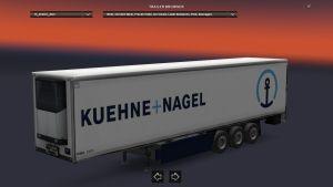 Kuehne Nagel Trailer