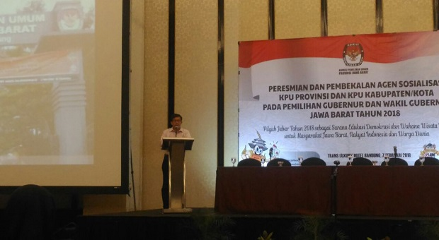 Pilgub Jabar Lebih Kompleks Dibanding Pilpres Korsel