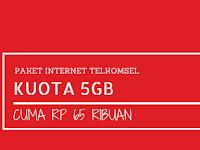 Paket Internet Loop Circle 5GB (4GB semua jam) Cuma 65 ribu, Caranya?