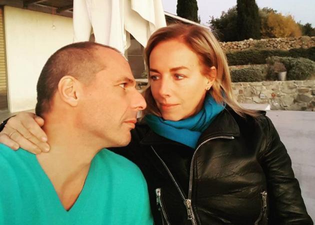Αποκαλύψεις από τη Δανάη Στράτου: Τσίπρας και Βαρουφάκης είχαν από χρόνια συζητήσει το σχέδιο που θα εφαρμόσουν ως κυβέρνηση!