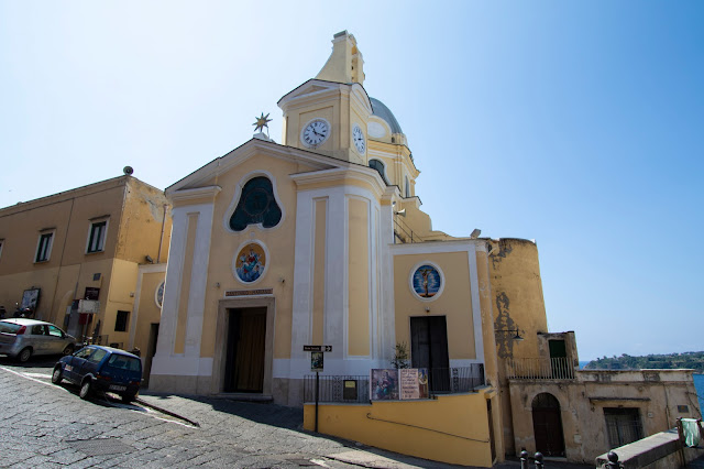 Santuario di Santa Maria delle Grazie Incoronata-Procida