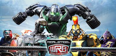Download Real Steel World Robot Boxing Apk + Mod (Infinite Money) v34.34.953 Offline