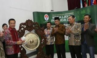 Bandung Jadi Kota Layak Pemuda 2017