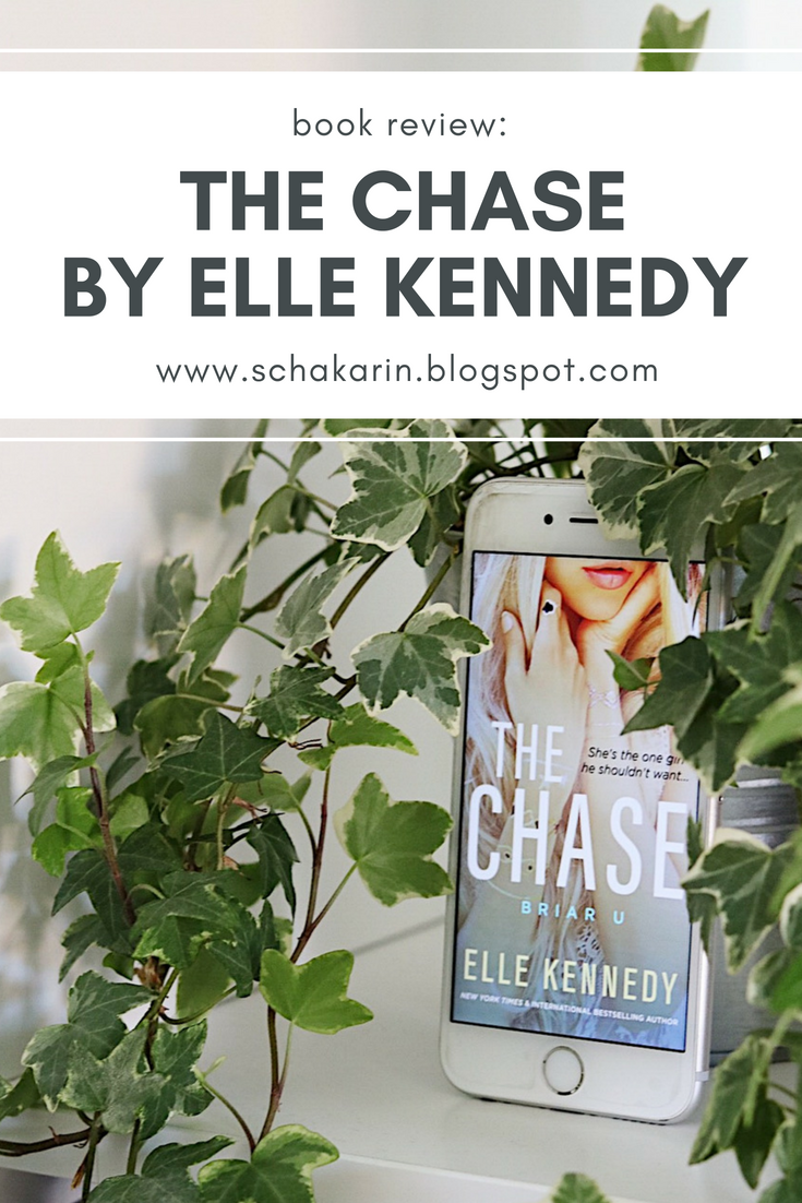 Book review: The Chase by Elle Kennedy
