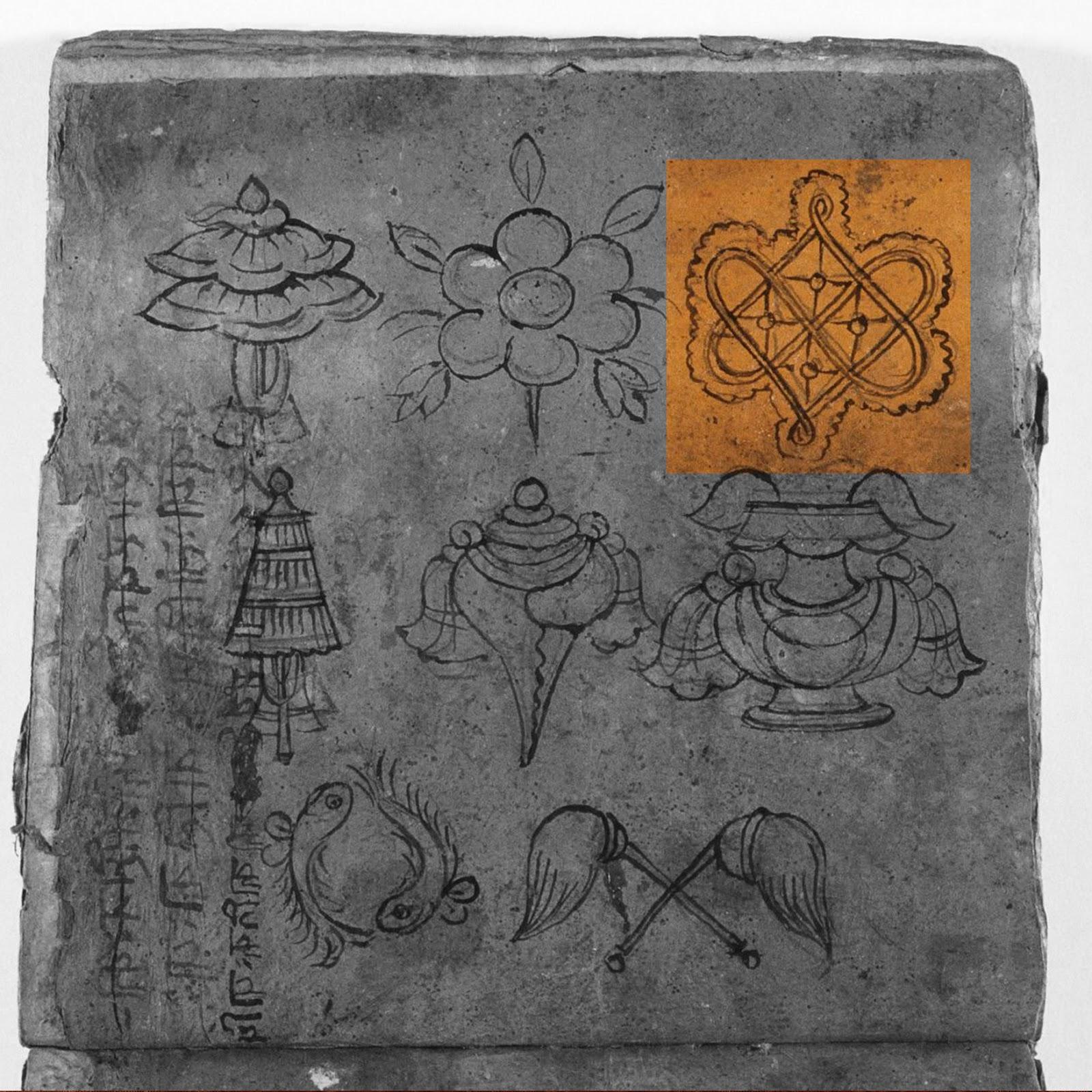 iconos, arte chino