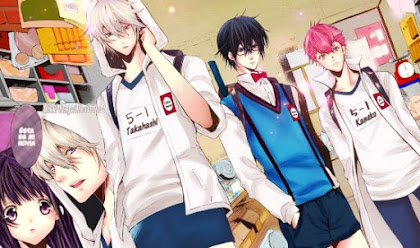 Hatsukoi Monster Episódio 9