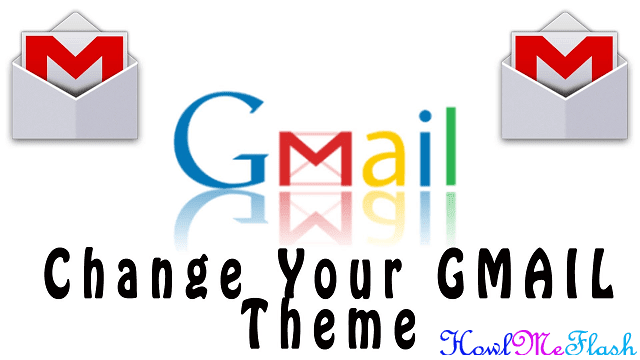 Change a Theme in Gmail