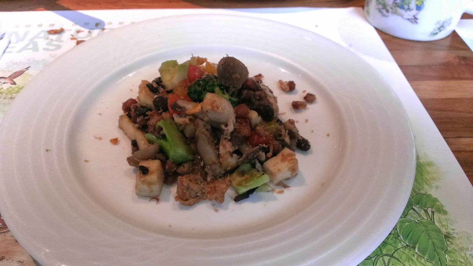 2014 09 08%2B12.59.08 - [食記] 芳庭彼得 - 義式創意無菜單料理,適合溫馨的小聚