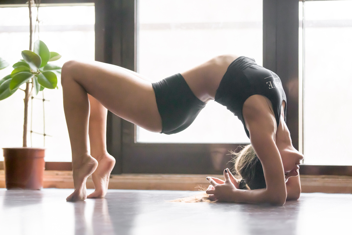 Top Secret Yoga Exercises