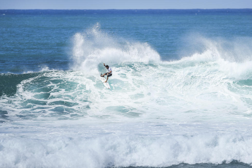Aritz Aranburu 2016 Hawaiian Pro
