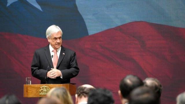 Piñera: Iglesia católica ocultó y relativizó casos de pederastia