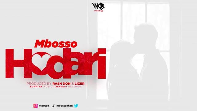 Mbosso x (Mboso) - Hodari