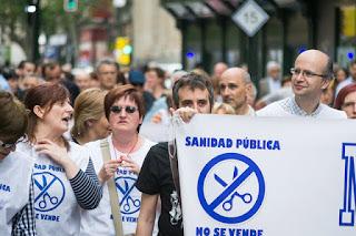 Diferentes redes europeas convocan una Jornada de Acción en Defensa de la Sanidad Pública