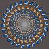 Iluzioni optik që Zbuloi Gabimin në Trurin e Njeriut me 15 milisekonda