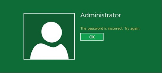 Change forgotten Windows Password