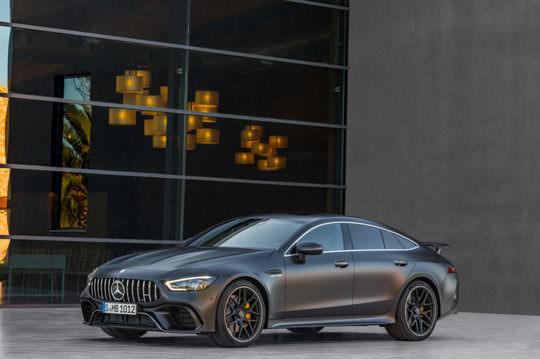 Mercedes AMG GT 4-Door Coupe Price