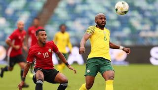 ملخص مباراة ليبيا وجنوب افريقيا اليوم الأحد 24-03-2019 تصفيات أمم أفريقيا