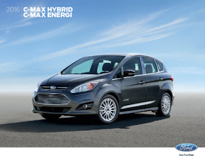 Downloadable 2016 Ford C-MAX Energi Brochure
