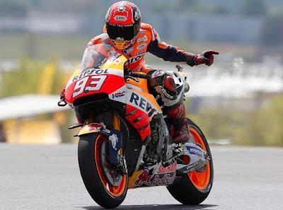 Pedrosa Dipastikan Bertahan di Honda, Marquez Malah Merapat ke Ducati