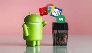 تنظيف, هاتفك, الذكي, في, ما, يلي, تطبيقات, يجب, إزالتها, على, الفور
