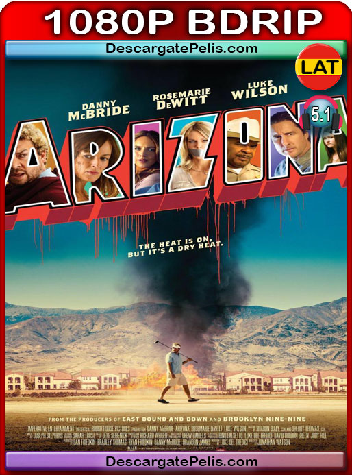 Arizona (2018) 1080P BDrip Latino – Ingles