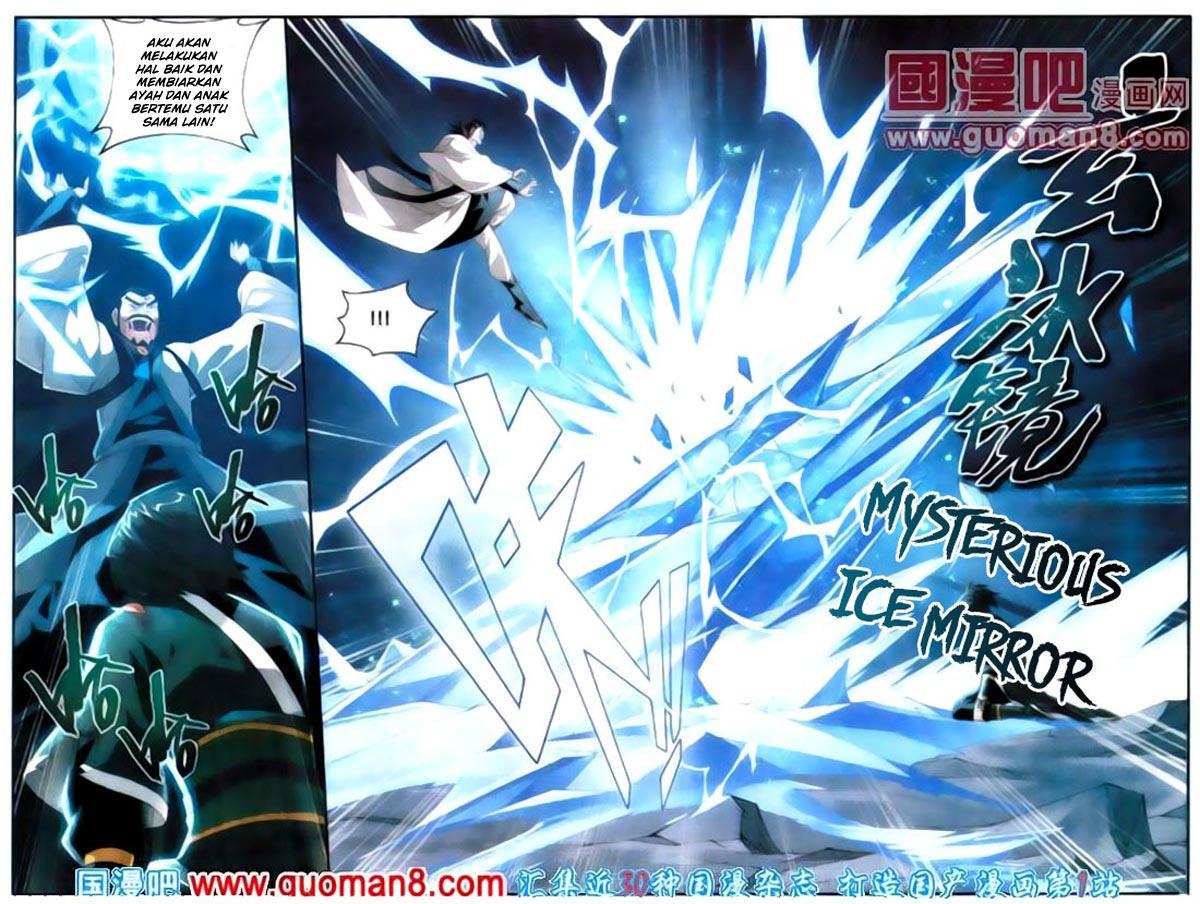 Battle Through the Heavens Chapter 89-27
