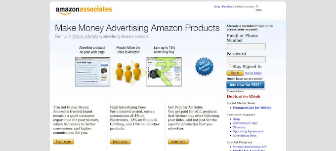 How To Earn With Amazon Affiliate Program In India : A Beginner Guide