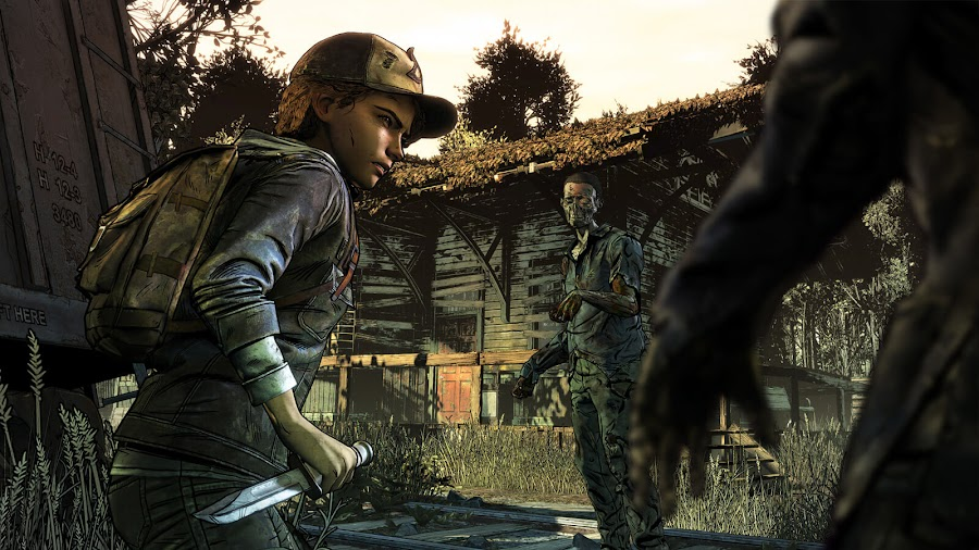 telltale's walking dead clementine final season