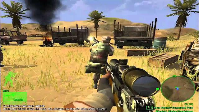تحميل لعبة اطلاق نار علي الارهابين للكمبيوتر والموبايل الاندرويد برابط مباشر مضغوطة مجانا