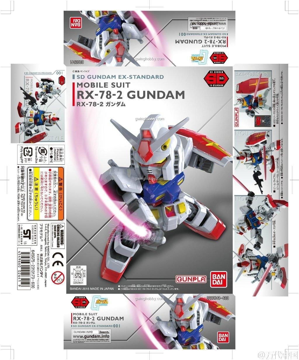 Gundam Timelines - Americans Gundam