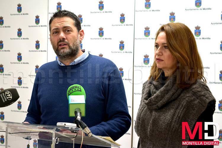 La Junta Concede Mas De 823 000 Euros A Montilla Para Contratar A 75