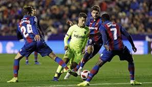 ملخص مباراة برشلونة وليفانتي اليوم 17/1/2019 كأس ملك إسبانيا beIN SPORTS HD 3