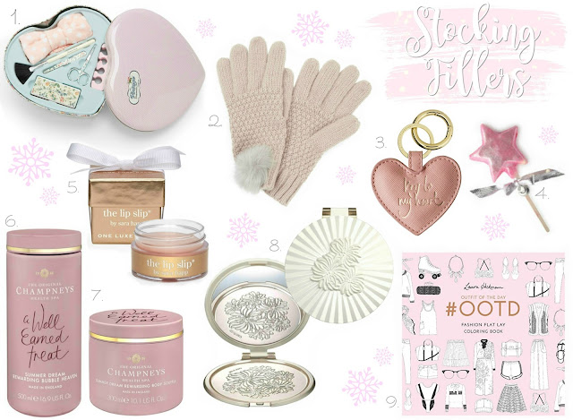 Love, Catherine | Cute Christmas Stocking Filler Guide