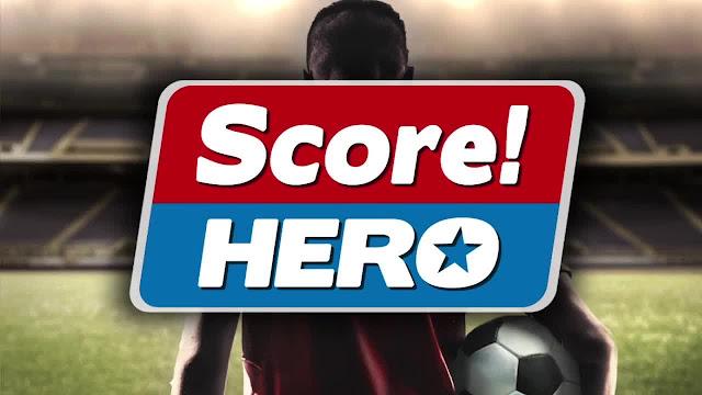تحميل تحديث لعبة Score! Hero معدلة و مفتوحة للاندرويد اخر اصدار