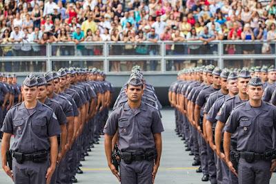 Gabarito VUNESP Policia Militar Soldado Prova 02/05/2017 -