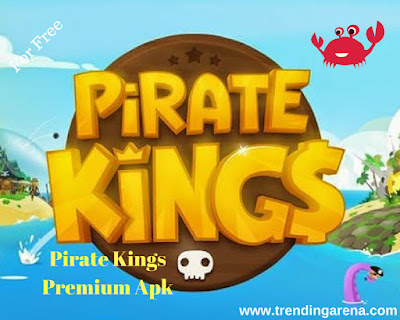 Pirate Kings Mod Premium Pro Crack Hack Apk