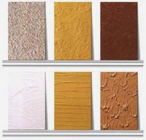 Foundation Dezin & Decor : Types of Texture Paints